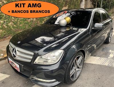 Mercedes-benz Classe C 1.8 Cgi Classic Special 2012
