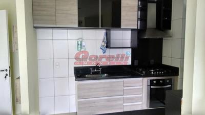Apartamento Com 3 Dormitórios Para Alugar, 68 M² Por R$ 2.300/mês - Jordanópolis - Arujá/sp - Ap0248