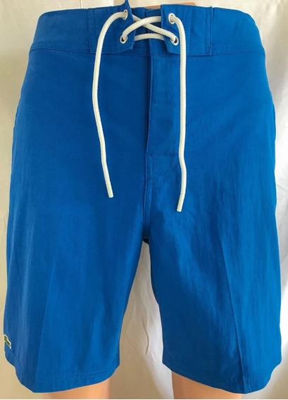 Traje De Baño, Shorts , Lacoste Original