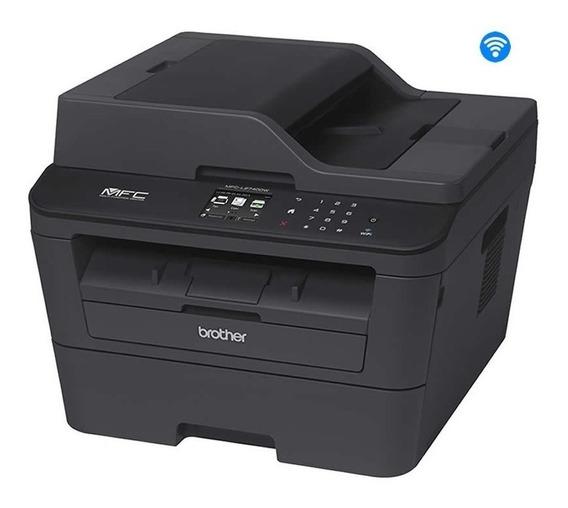 Impressora Multifuncional Laser Mono Mfc-l2740dw Brother