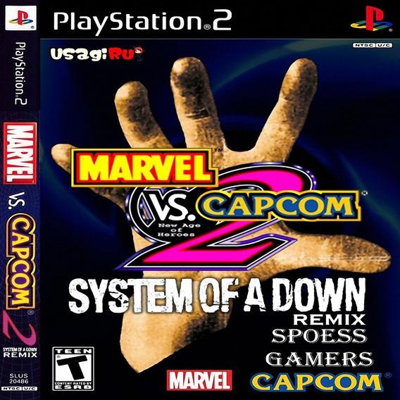 Marvel Vs Capcom 2 Ps2 Soad Mix Patch Me
