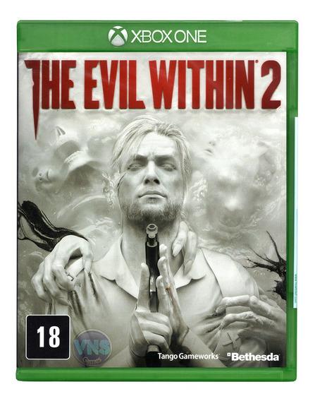 The Evil Within 2 - Xbox One - Mídia Física - Lacrado