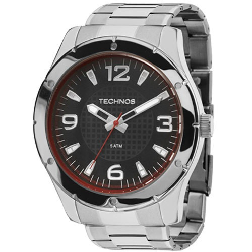 Relógio Technos Masculino Racer 2035mdz/1p Analógico Barato