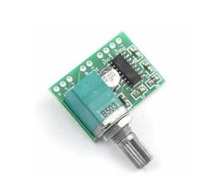 Pam8403 2x3w Placa Do Amplificador De Classe D Mini Audio