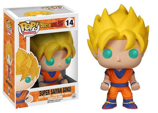 Dragon Ball Z | Super Saiyan Goku | Funko Pop | Importado