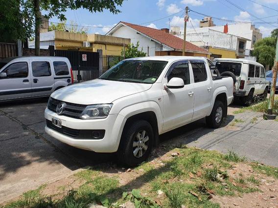 Volkswagen Amarok Primera Mano Dueño Vende Excelente Estado!