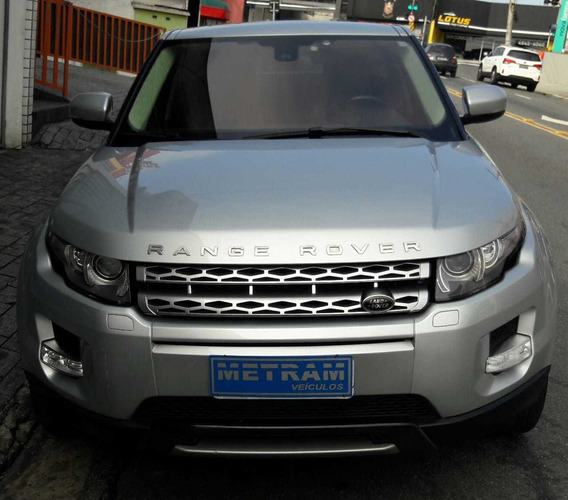 Land Rover Evoque 2.0 Si4 Prestige Tech Pack 5p 2013