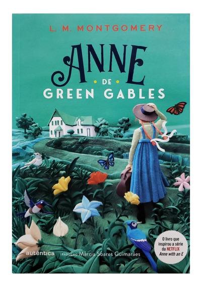 Livro Anne De Green Gables - Lucy Maud Montgomery