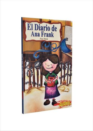 El Diario De Ana Frank Clásicos Infantiles época Mercado Libre
