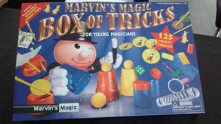 Juego De Magia 125 Trucos. Marvin