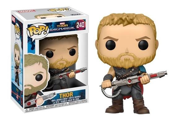 Funko Pop Thor De Thor Ragnarok Marvel Envio Gratis