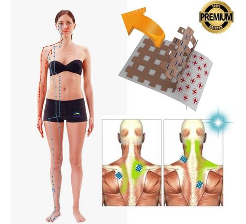 Crosstape Acupuntura Dolor Muscular Contractura Agnovedades
