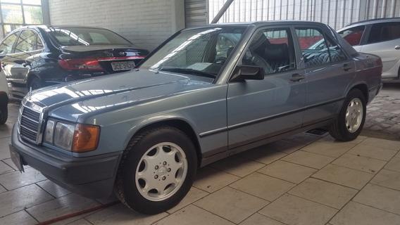 Mercedes-benz 190 E 2.5 Sedan 16v Gasolina 4p Manual