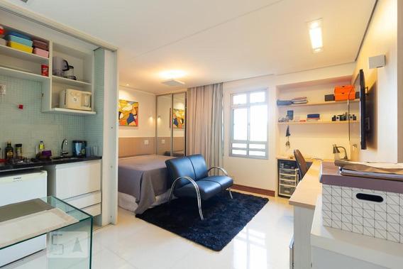 Apartamento Para Aluguel - Setor Sudoeste, 1 Quarto, 33 - 893122087