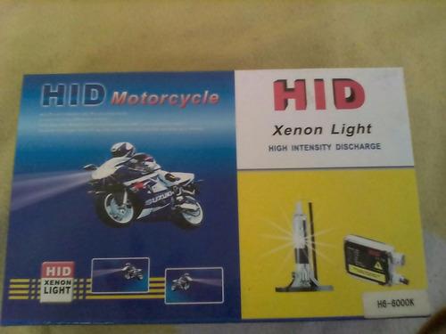 Imagen 1 de 4 de Luces Hid- Xenon Light Para Motocicleta