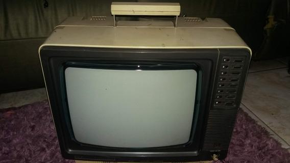 Tv Sharp C1401 Não Liga Relíquia