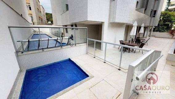 Apartamento 2 Quartos Á Venda No Gutierrez, Belo Horizonte. - Ap0785