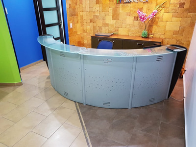 Oficina En Alquiler Amoblada Calle 50, Bella Vista, Panamá