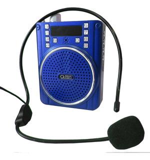 Amplificador Con Microfono Hmik Excursiones Turista