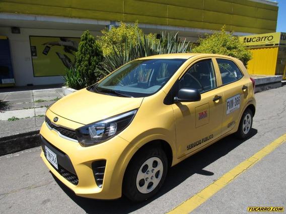 Taxis Kia Picanto Ekotaxi 1.0 Mecánico Hb