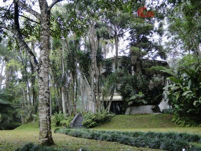 Chácara Residencial À Venda, Riacho Grande, São Bernardo Do Campo - Ch0016. - Ch0016