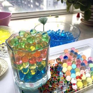 Orbeez Juguete Pelotitas 10.000 Cristal Beads Aqua Bolitas