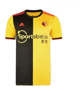Camisa Watford 19/20 Unif. 1 - Pronta Entrega