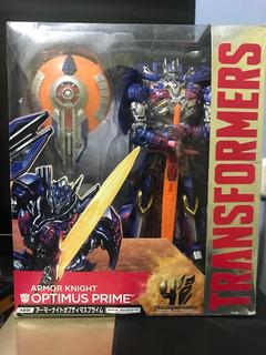 Transformers Aoe Optimus Prime Armor Knight