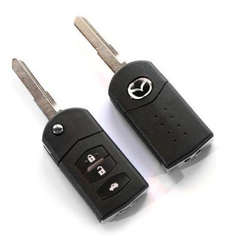 Mazda Llave Carcasa 3 Botones