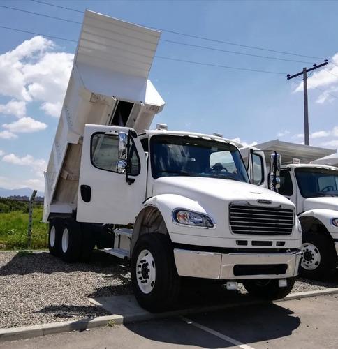 Volqueta Freighliner Dobletroque Modelo 2020 Ultima Unidad