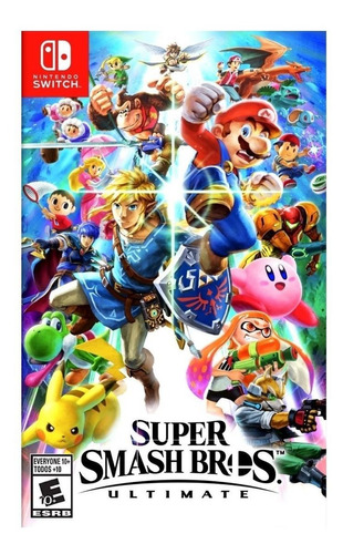 Imagen 1 de 4 de Super Smash Bros Ultimate Standard Edition Nintendo Switch  Digital