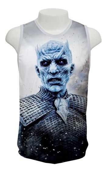Camisa, Game Of Thrones Rei Da Noite 02 Regata