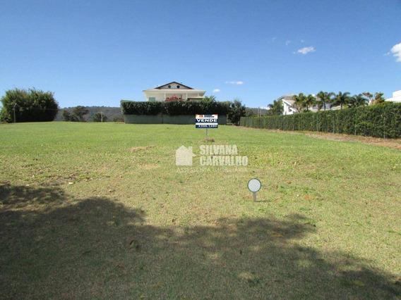 Terreno À Venda No Condomínio Portal Do Japy Golf Clube Em Cabreúva - Te3294