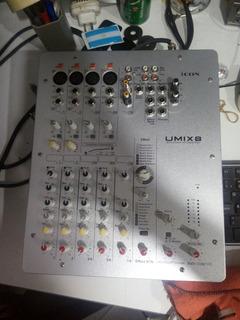 Mixer Umix 8 Icon