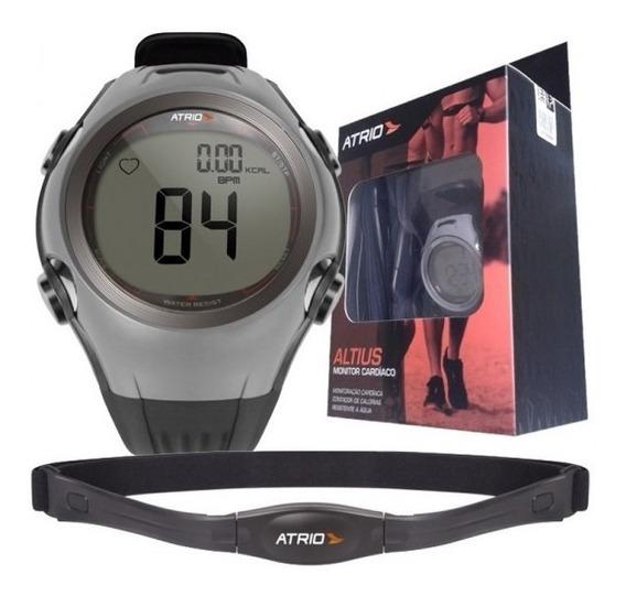Relógio Monitor Cardíaco Calorias Multilaser Altius Cinza