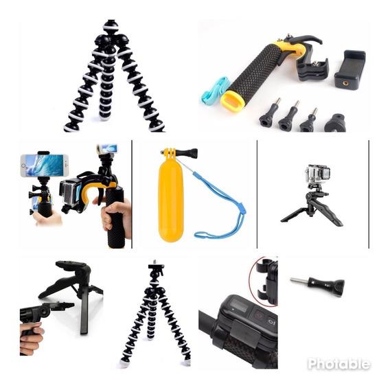 Assessorios Para Câmeras Gopro
