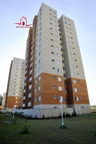 Apartamento A Venda No Bairro Jardim Tamoio Em Jundiaí - - 1924-1
