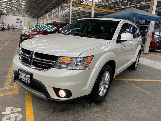 Dodge Journey Sxt Plus Aut Ac 7 Pasjs Dvd 2015