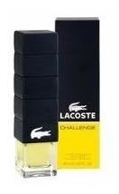 Perfume Locion Lacoste Challenge Men Hombre 90 Ml