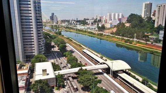 Imóvel Comercial Em Cidade Monções, São Paulo/sp De 254m² Para Locação R$ 13.500,00/mes - Ac549658