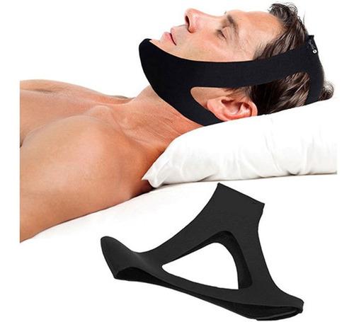 Mascara Mentonera Anti Ronquidos Apne - Unidad a $1