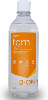 Energy Tcm B-on, Mct 500ml 100% Coco, Bulletproof, Env Full
