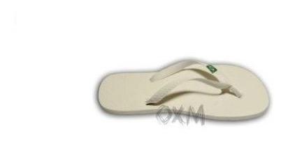 Ojotas Blancas Para Eventos - Somos Fabricantes X13 Pares
