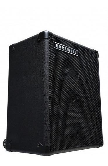 Amplificador Portatil Recargable 4 Canales Kurzweil Kst300a