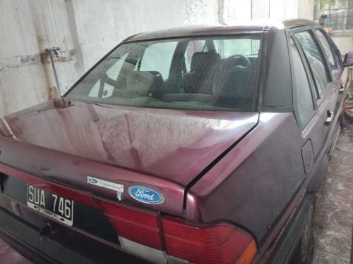 Ford Galaxy 1993 2.0 Ghia