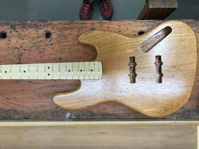 Fender Jazz Bass Kit Corpo E Braço Qualidade Premium