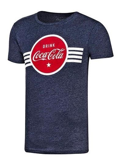 Playera Coca-cola Licencias Aurimoda 68741 + Envio Dgt