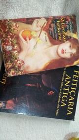 2 Livros Das Feiticeiras E Feitiçaria Antiga