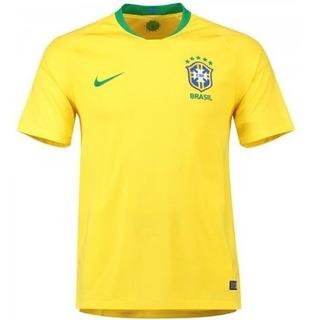 Camiseta Brasil Cbf - Oficial - Torcedor - Original - Masc.