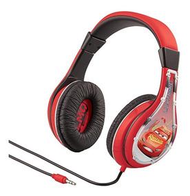 Fone Infantil Headphone Carros 3 Disney Original -p/ Entrega